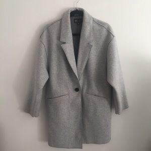 Zara overcoat/peacoat (XS)